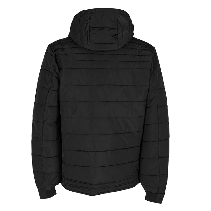 Czarna pikowana kurtka męska bata, czarny, 979-6430 - 26