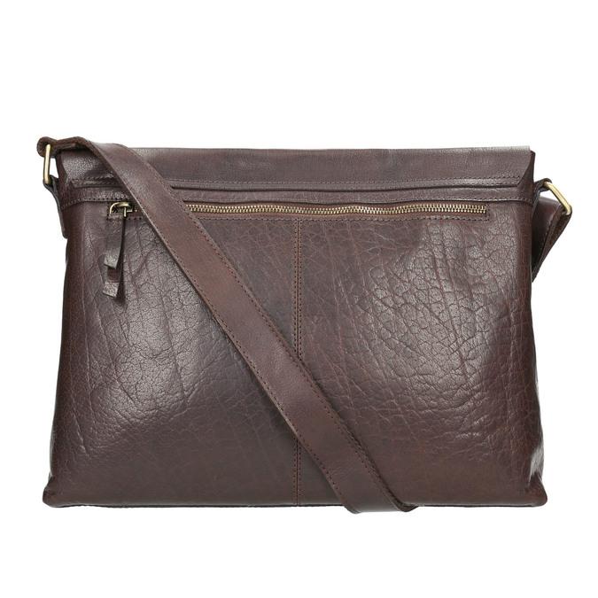 Skórzana torba męska bata, brązowy, 964-4235 - 26