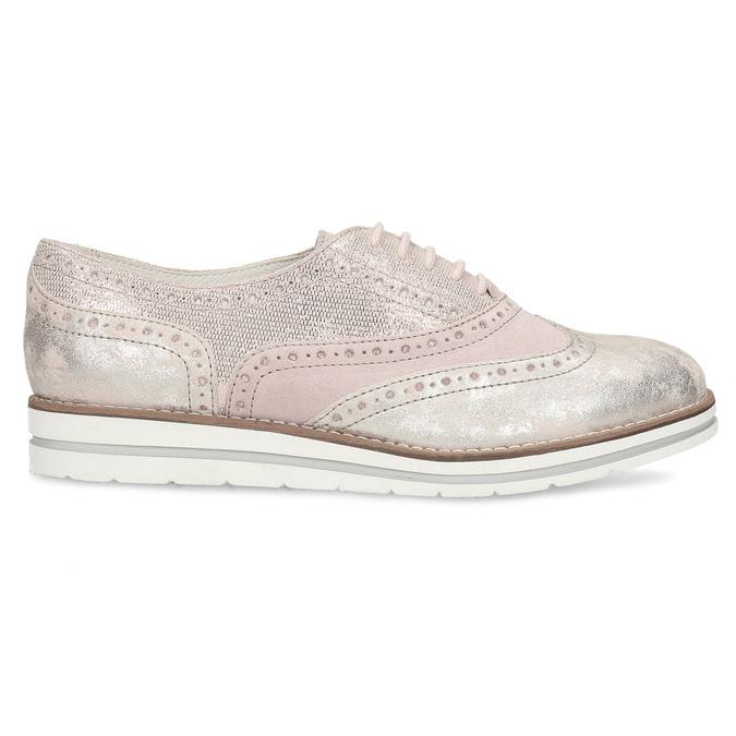 5465620 bata, różowy, 546-5620 - 19