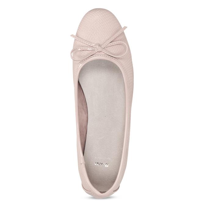 5218651 bata, różowy, 521-8651 - 17