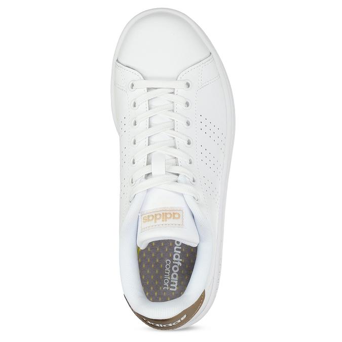 5011854 adidas, biały, 501-1854 - 17
