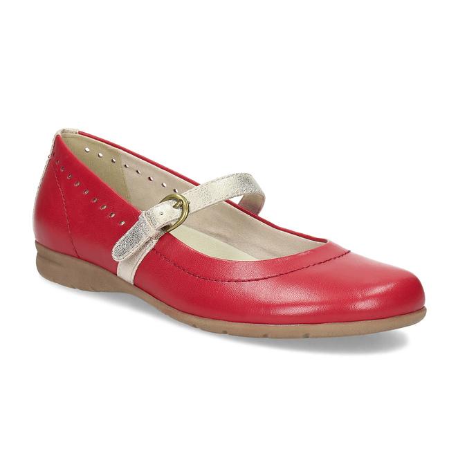 5245670 bata, czerwony, 524-5670 - 13