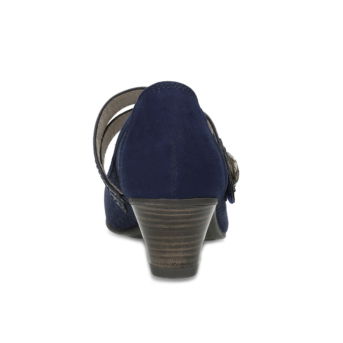 6239646 bata, niebieski, 623-9646 - 15