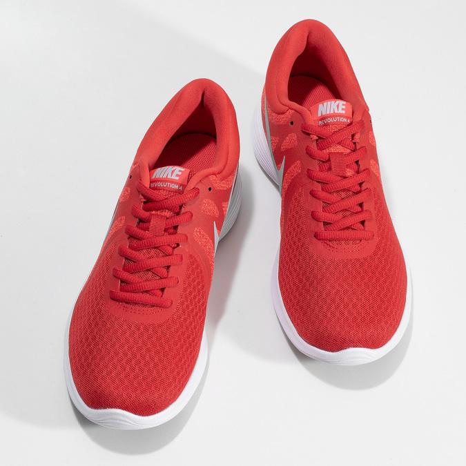 8095100 nike, czerwony, 809-5100 - 16