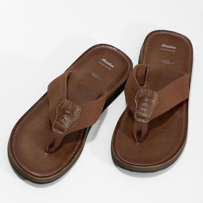 8693600 bata, brązowy, 869-3600 - 16