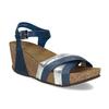 6649608 bata, niebieski, 664-9608 - 13