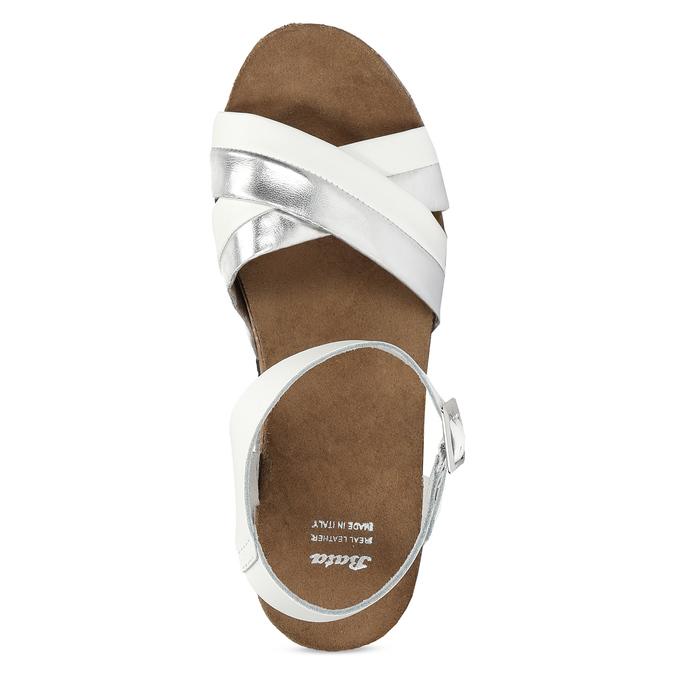 6641608 bata, biały, 664-1608 - 17