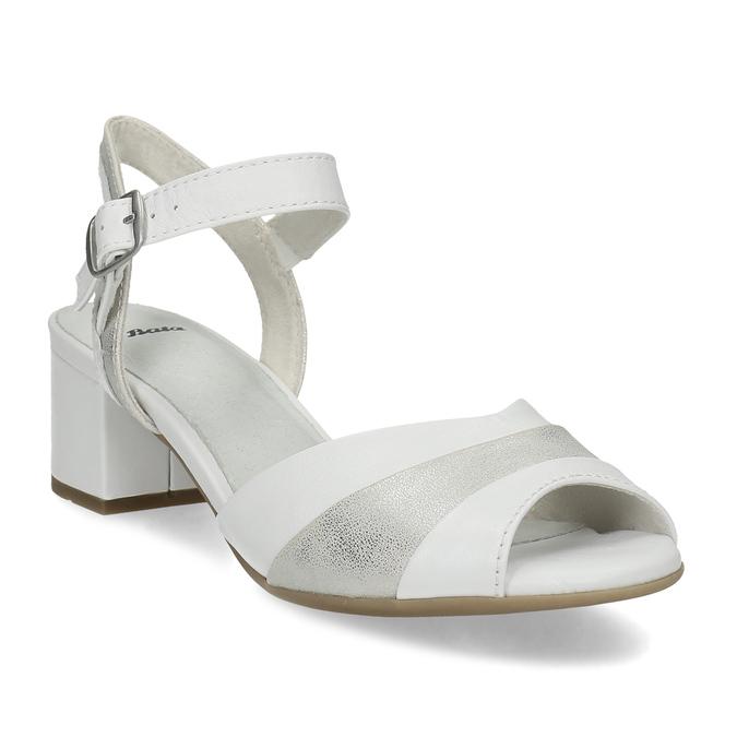 6641602 bata, biały, 664-1602 - 13