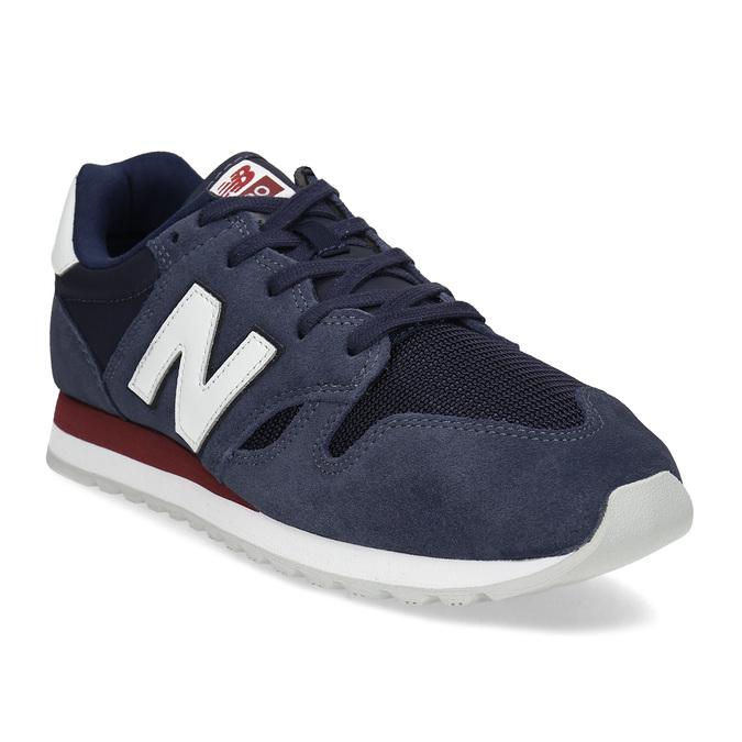 8039817 new-balance, niebieski, 803-9817 - 13