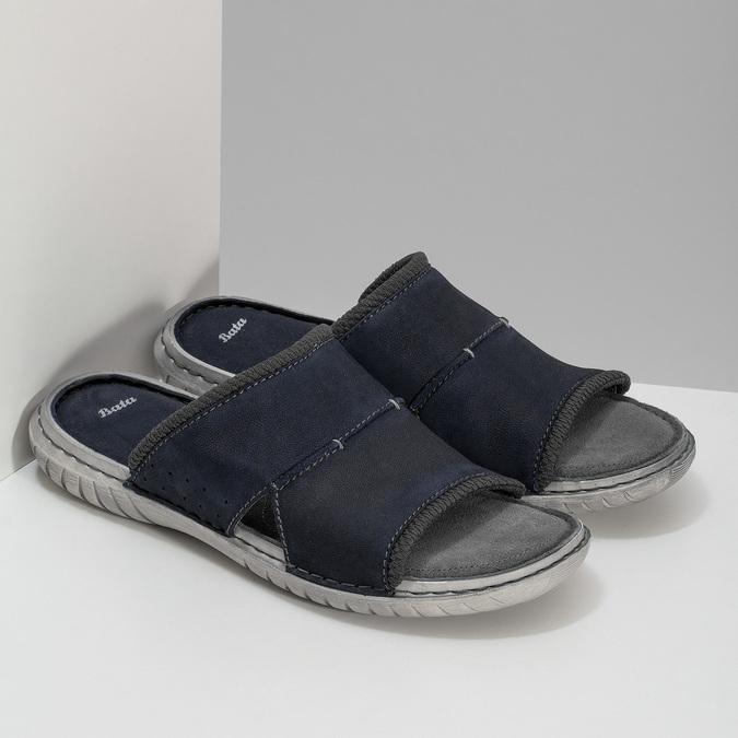 8669651 bata, niebieski, 866-9651 - 26