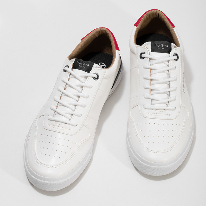 8411105 pepe-jeans, biały, 841-1105 - 16