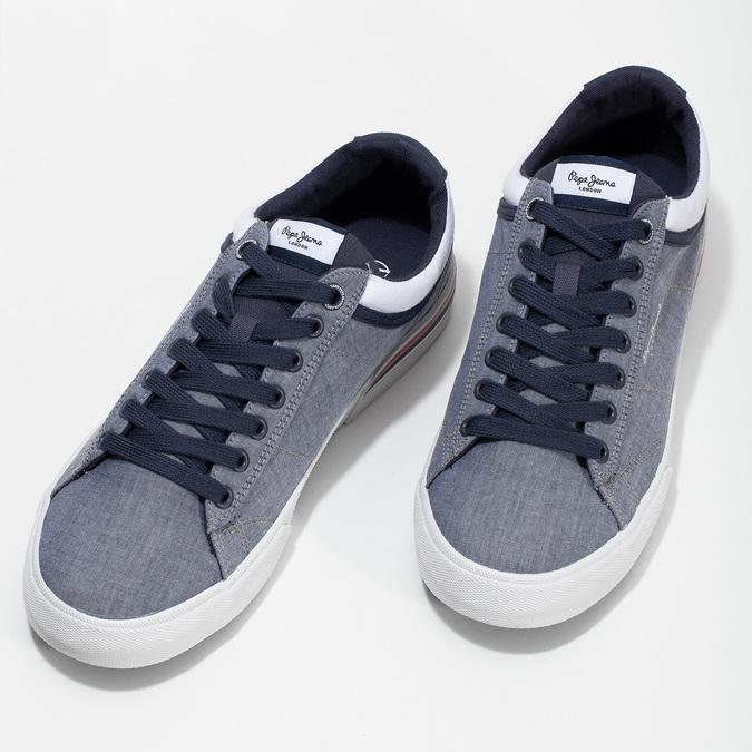 8499103 pepe-jeans, niebieski, 849-9103 - 16