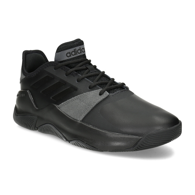 8016223 adidas, czarny, 801-6223 - 13