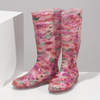 5920621 bata, różowy, 592-0621 - 16