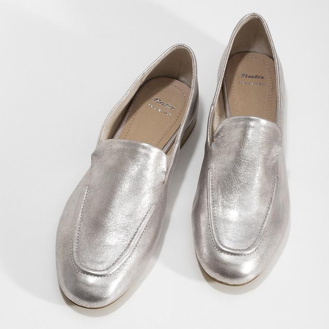 5185605 bata, srebrny, 518-5605 - 16