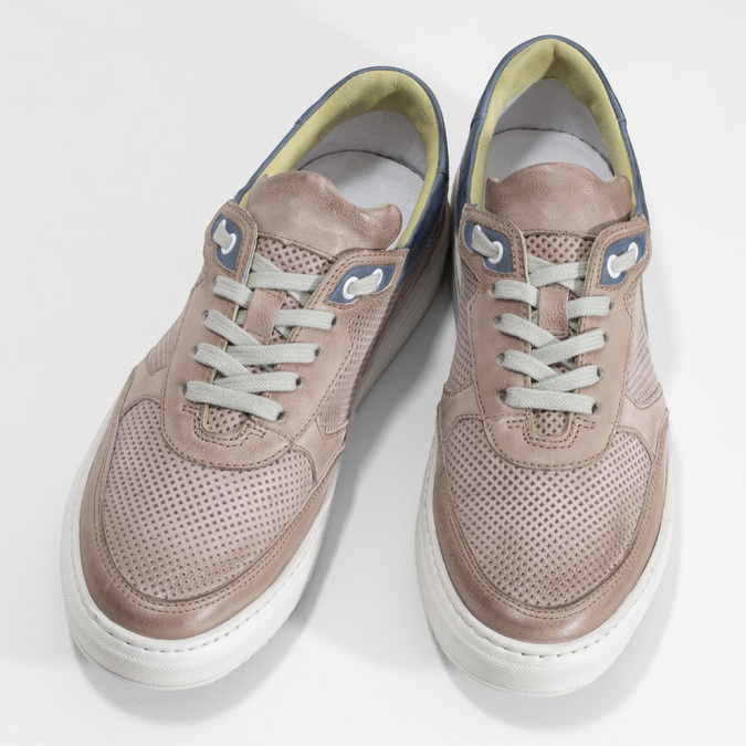 8465735 bata, różowy, 846-5735 - 16