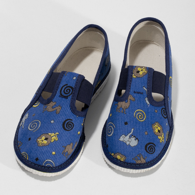 2799619 bata, niebieski, 279-9619 - 16