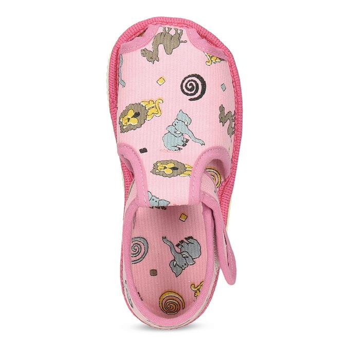 1795630 bata, różowy, 179-5630 - 17