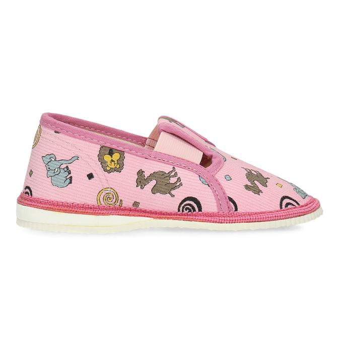 1795631 bata, różowy, 179-5631 - 19