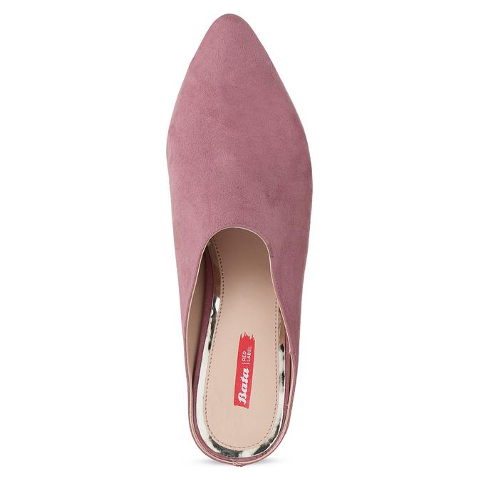 7295613 bata-red-label, różowy, 729-5613 - 17