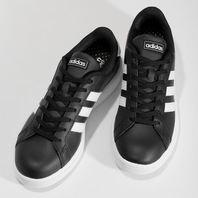 8016561 adidas, czarny, 801-6561 - 16