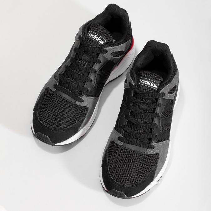 8096237 adidas, czarny, 809-6237 - 16