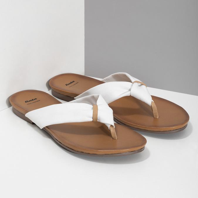 5641608 bata, biały, 564-1608 - 26