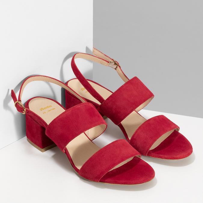 7135600 bata, czerwony, 713-5600 - 26
