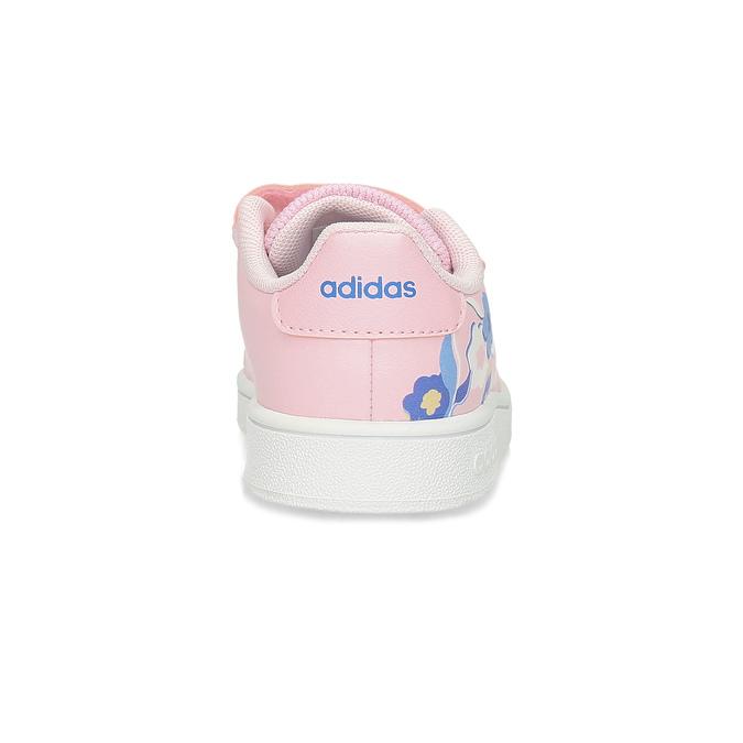 1015290 adidas, różowy, 101-5290 - 15