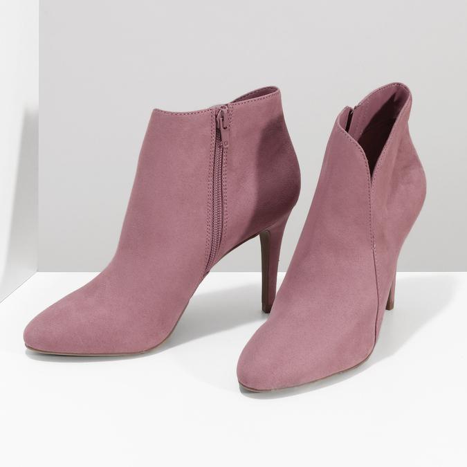 7995603 bata-red-label, różowy, 799-5603 - 16